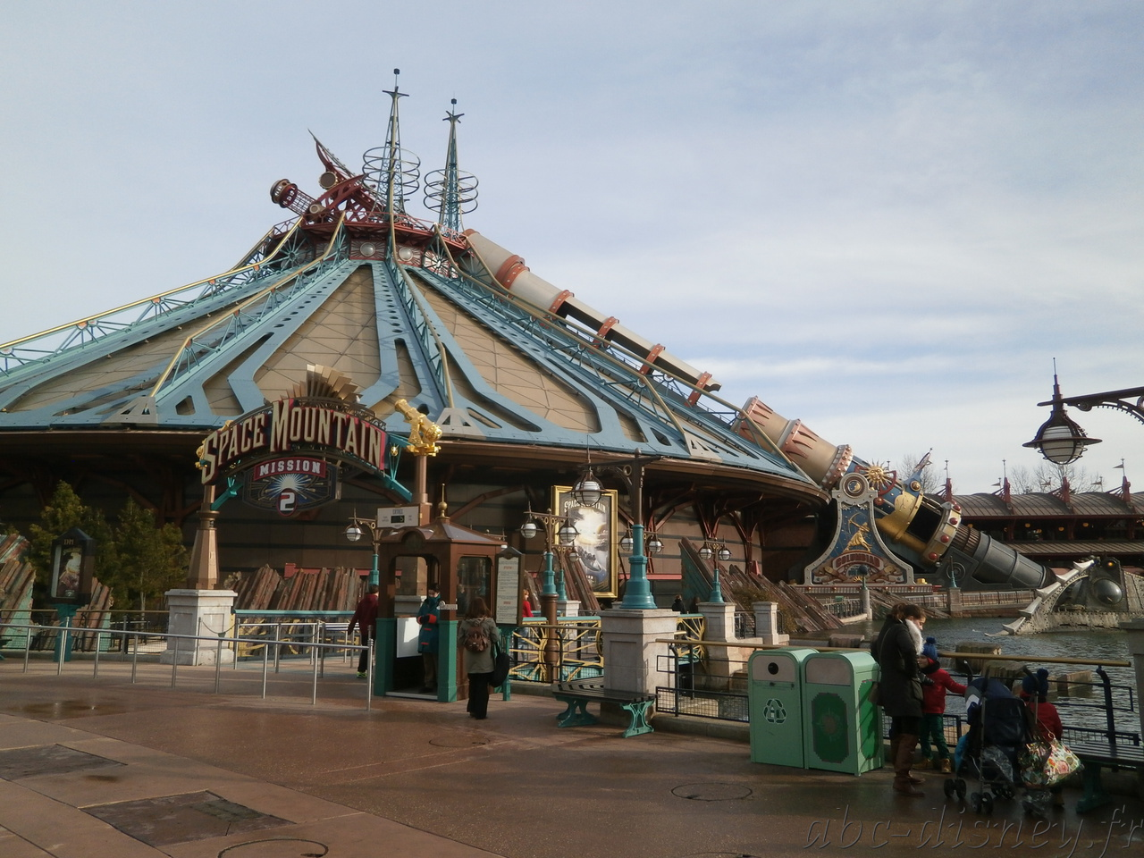 A space mountain 3