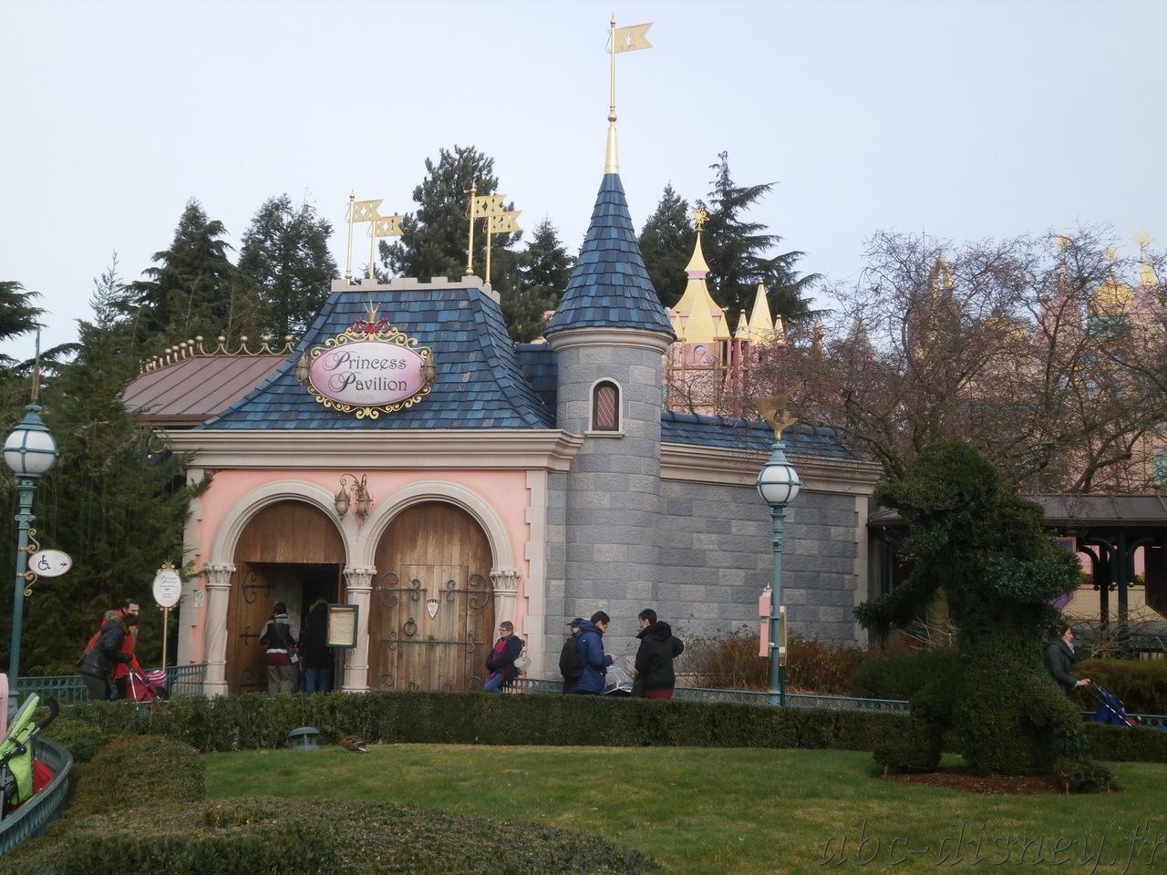 A pavillon princesses 1