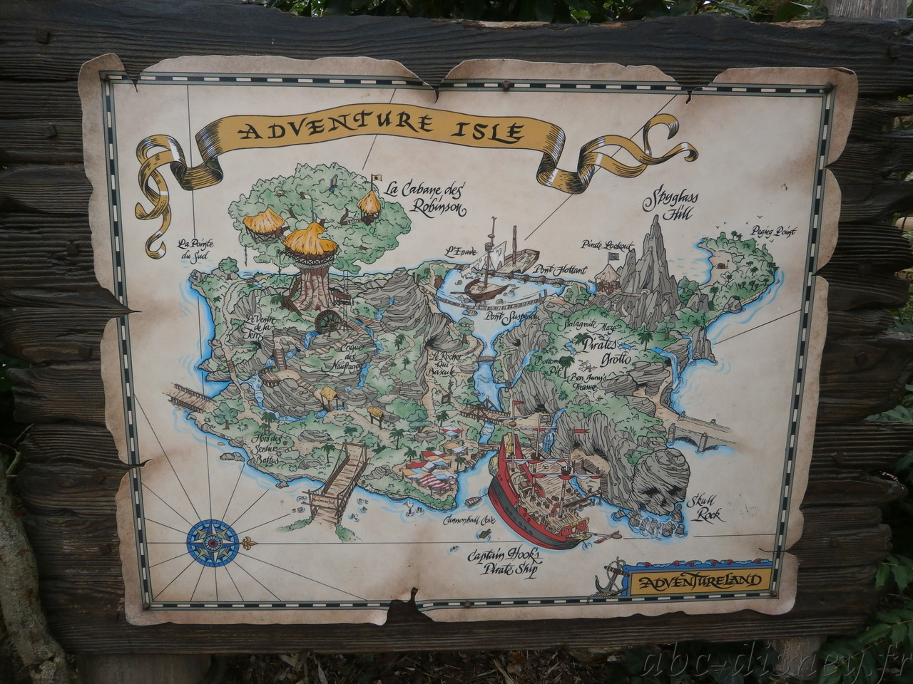 adventure isle plan