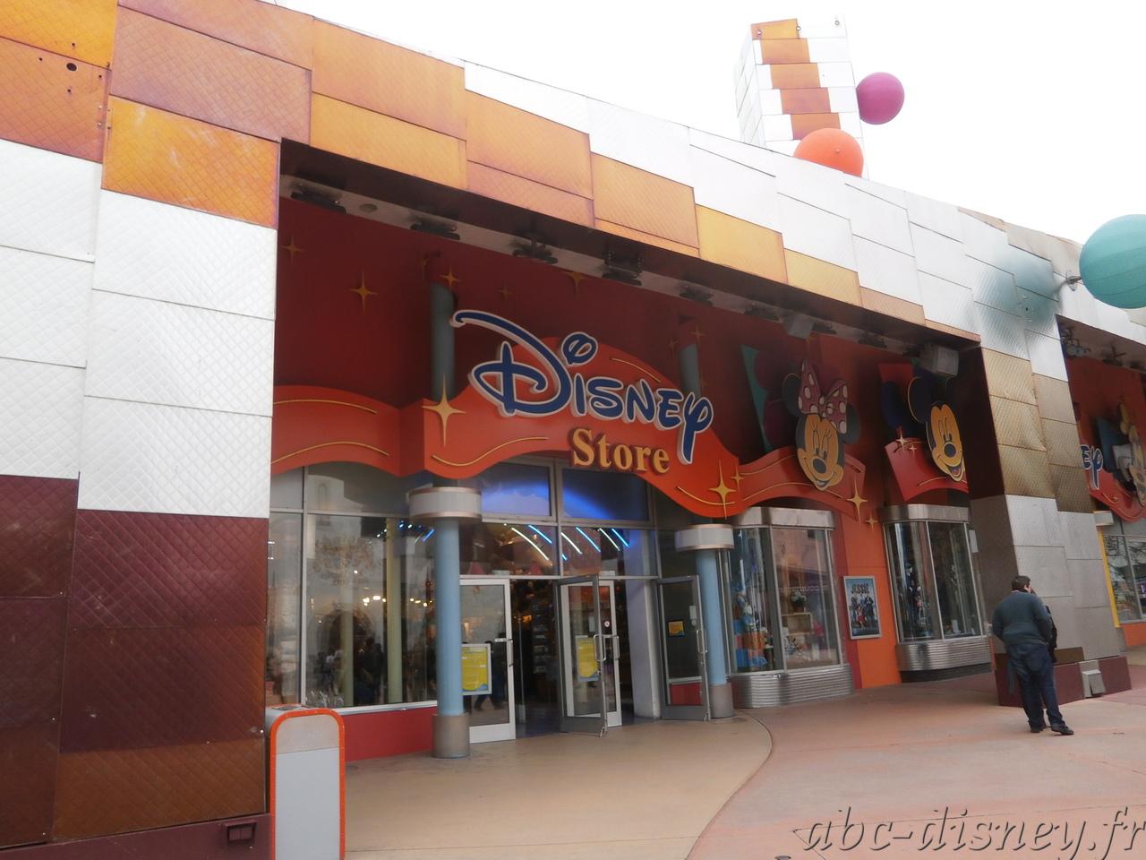 S disney store 3