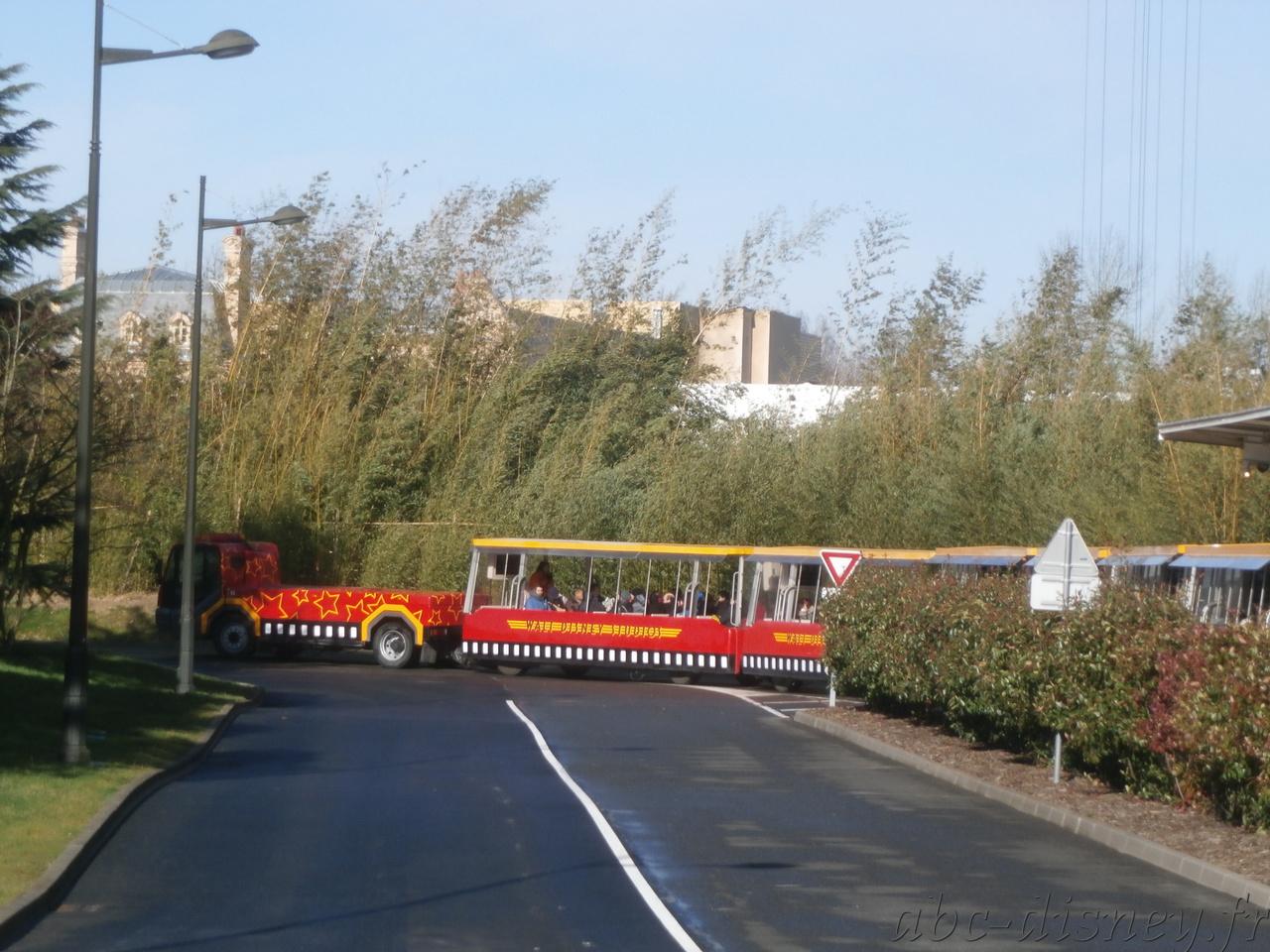 A studio tram tour 2