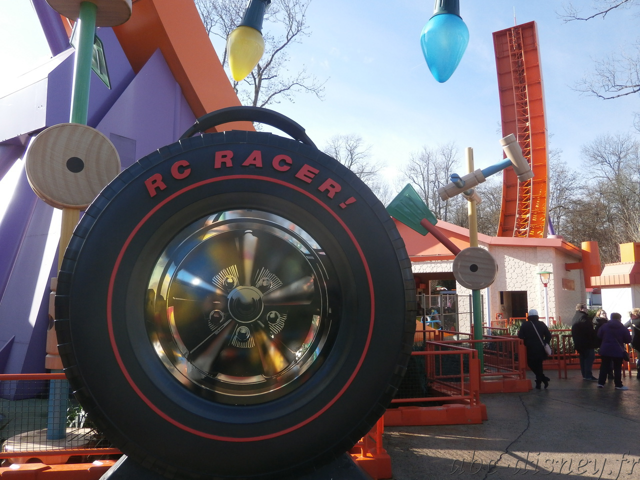 A RC racer 7