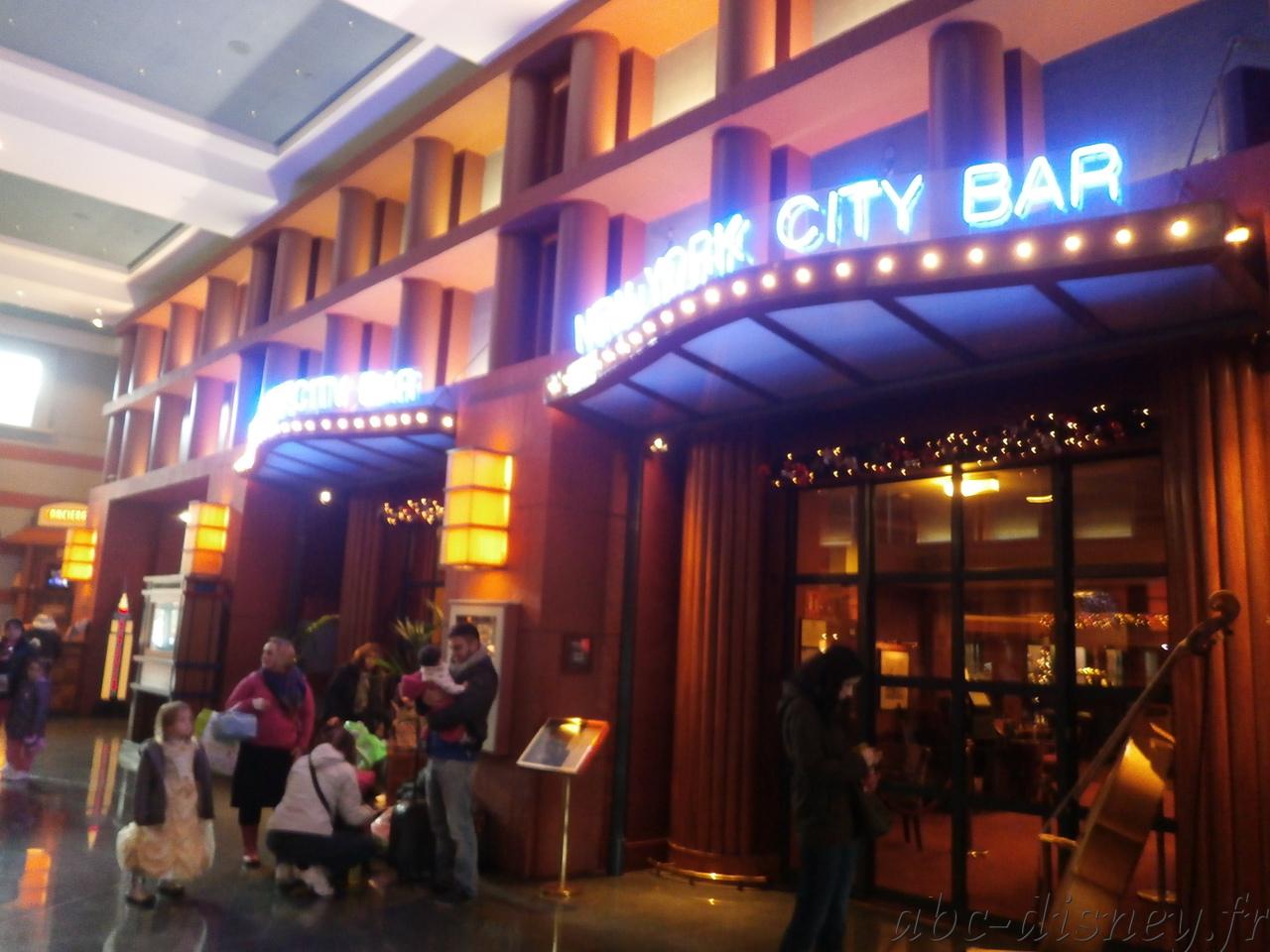 h ny city bar