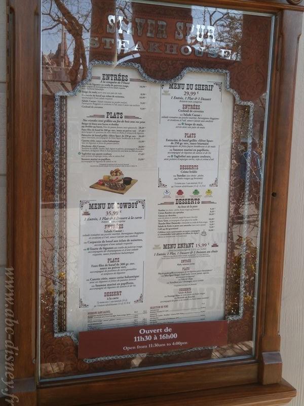 R silver spurs menu2