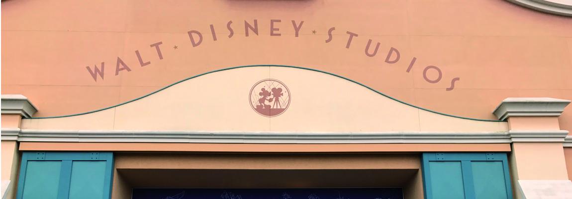 A la découverte des Walt Disney Studios