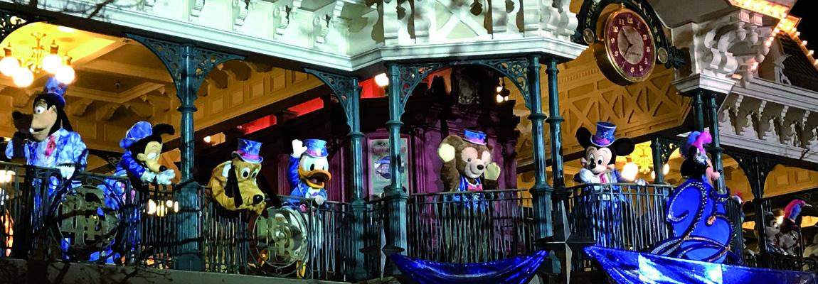 L'actualité de Disneyland Paris