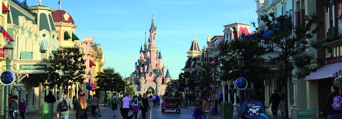 A la découverte du Parc Disneyland